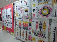 Traveling Quilt | Lisa of the Saskatoon Modern Quilt Guild