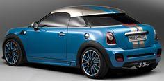 MINI Coupe Concept: design extérieur 4