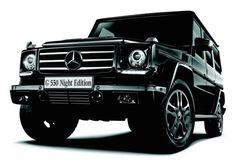 G 550 Night Edition