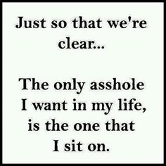 LOL...funny but true!