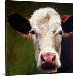 Cari J. Humphry Premium Thick-Wrap Canvas Wall Art Print entitled Frances, None