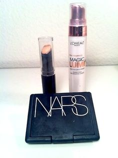 The 3 Products You Need For Awesome Highlight & Contour! Step by Step Tutorial   CosmeticsObsession