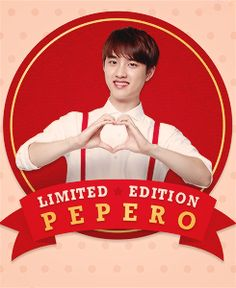 D.O for LOTTE PEPERO