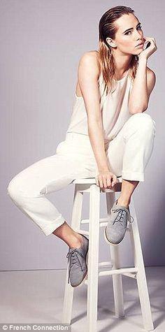 Bradley Coopers British model girlfriend Suki Waterhouse