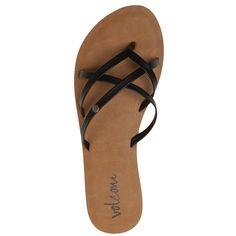 Volcom New School Sandals - Womens $25.00