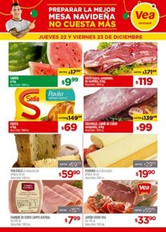 Ofertas de Navidad  en el folleto de Supermercados Vea en Buenos Aires