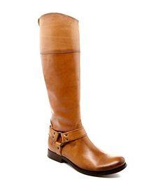 Harness Boots... Frye Melissa