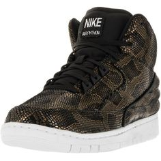 Nike Air Python PRM Men Round Toe Leather Basketball Shoe ❤ liked on Polyvore featuring men's fashion, men's shoes, nike mens shoes, mens python shoes, mens wide width shoes, mens round toe shoes and mens wide fit shoes