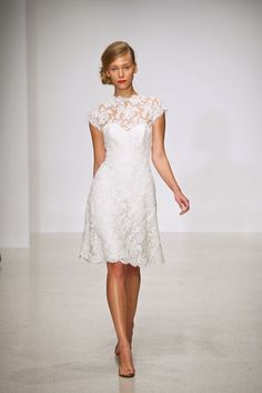 Amsale, Spring 2013 Collection Style: Chloe