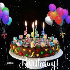 Happy Birthday Fireworks, Happy Birthday Greetings Friends, Happy Birthday Wishes Photos, Birthday Wishes Flowers, Happy Birthday Cake Images, Happy Birthday Wishes Images, Happy Birthday Cupcakes, Happy Birthday Celebration, Happy Birthday Video