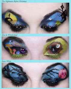 halloween makeup for andreas big eyes! (hope you see this cuz i dont know how to send pins lolol)
