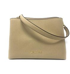 Michael Kors Synthetic Pebbled Leather Convertible Belt Bag