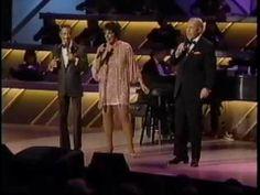 "FRANK, LIZA & SAMMY (COMPLETE) ""THE ULTIMATE EVENT"", DETROIT, 1989 {2} Judy Garland Liza Minnelli, Classic Singers, Desert Island, Playlists, Pathways, Rat, Detroit, Albums, Music Videos"