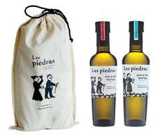Aceite de Oliva Pack 2 x 250 ML con bolsa artesanal