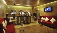 Club Med Valmorel - Spa Recepção