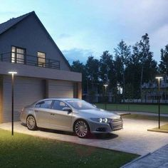 Zeer moderne LED lantaarnpaal Akito | Lampen24.nl Lampe Led, Led Lamp, Led Post Lights, Graphite, Energy Efficiency, Akita, Aluminium, Rest, Lighting