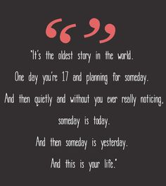 OTH quotes for life. One of my favorite quotes