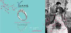 El Arte de Ammar ♥  Argollas de Matrimonio Oro & Platino / Anillos de Compromiso Platino & Diamante / Churumbelas...  #marzo #eshoradecompartir #momentos #lunes #tbt #joyería #eshoradedisfrutar #amor