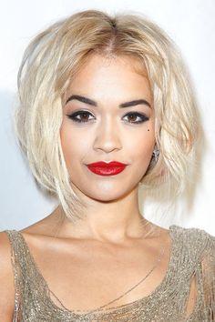 Rita Ora's hair hairstyles beauty - Celebrity Beauty (Glamour.com UK)