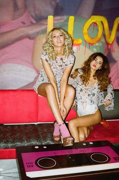Roller Disco Editorials : oh my love spring