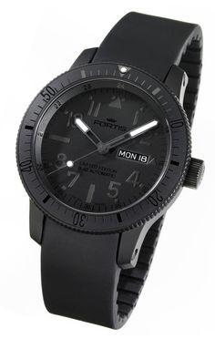 Fortis B-42 Black & Black