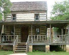 Tin Star Ranch :: Settlers Cabin