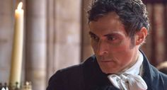 Rufus Sewell is Lord Melbourne.