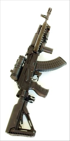 Non Traditional AK's (Not for Purist & wood people).