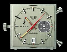 Heuer 1533G Monaco