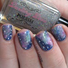 Lavish Layerings - Galaxies
