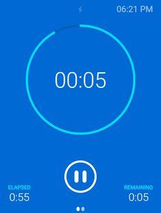 98 Best Pomodoro clock images | Interface design, UI Design