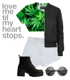 """""""No Competition ♡"""" by sarueche ❤ liked on Polyvore"""