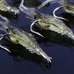 Soft Praw Fishing Lures