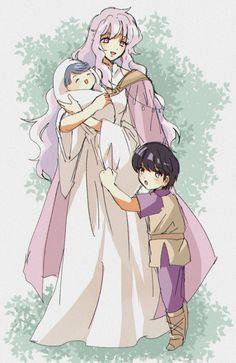 Fire Emblem 4, Beautiful Babies, Genealogy, Art Reference, Anime Art, Video Games, Houses, War, Anime Hair