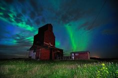 Auroras, Thunderstorms Taken by Mike Isaak on July 10, 2013 (via Auroras, Thunderstorms)