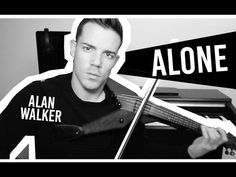 Alan Walker - ALONE (Violin Cover by Robert Mendoza) [OFFICIAL VIDEO] Alan Walker, Mendoza, Violin, Celebrities, Cover, Face, Youtube, Musica, Celebs