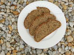 Dobrou chuť: Pražský semínkový Graham, Banana Bread, Food, Meals, Yemek, Eten