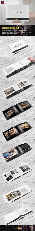 Brochure Portfolio 16 Pages (CS4, 29.7x21, 210x297, a4, agency, architecture, art, book, booklet, brochure, business, clean, corporate, customizable, design, designer, elegant, fashion, flexible, indesign, interior, layout, minimal, modern, photo, photographer, portfolio, project, showcase, template)