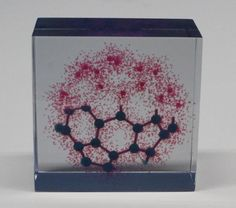 3ders.org - Japanese researchers 3D print detailed visualization of electron cloud using new software | 3D Printer News & 3D Printing News