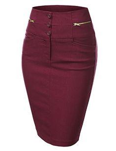 J.TOMSON Womens Detailed Pencil Skirt BURGUNDY SMALL J.TOMSON http://www.amazon.com/dp/B00NQFNUQM/ref=cm_sw_r_pi_dp_ioMIub0G6R2F3 // ADDED: 12.11.14