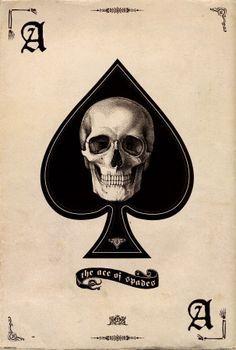 joker skull card - Google Search