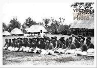 Samoa Vintage Photo Art A4 Size 210x297mm 035