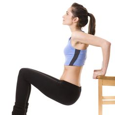 Think your chair is just for sitting? Find out how you can turn common household items into awsome workout props: http://www.womenshealthmag.com/fitness/at-home-exercise?cm_mmc=Pinterest-_-womenshealth-_-content-fitness-_-homeworkoutequipment