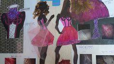 Costume design. Film Title -Ingenue