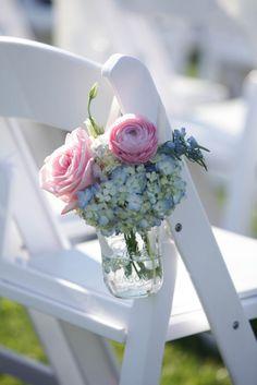 Charleston Weddings - The Island House - Coastal Wedding by Jennifer Bearded Photography - Cru Catering - First Bloom - Ashley Bakery -