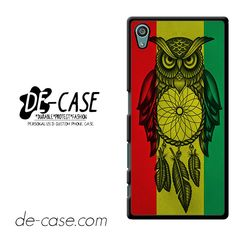Owl Jamaican Flag DEAL-8361 Sony Phonecase Cover For Xperia Z5