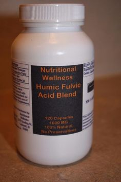 Humic and Fulvic Acid