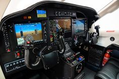 Wow: TBM 850 Elite Goes All Glass. Main + backup instruments now LCDs.  #aviation