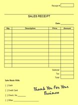 Free Printable Receipt Templates Commercialsalesreceipttemplate.gif 500×642  Sale Receipt .