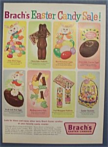 1961 Brach's Easter Candy w/ 8 Different Easter Candies (Image1)
